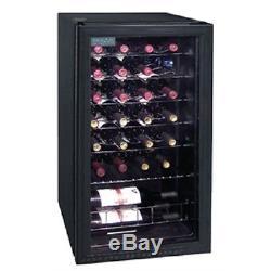 Polar Wine Cooler 28 Bottles CE203 Bar Drinks Chiller Fridge Catering