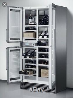 RRP £10,000- IK 364-251 Gaggenau Wine Cooler 118 Bottle Storage