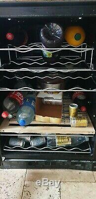 Rangemaster Bar Beer Wine Drinks Bottles Cans Fridge Cooler Chiller 60x60x85cm