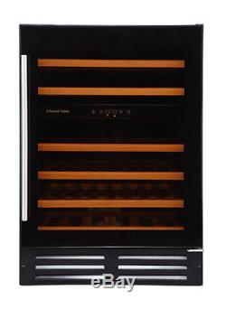 Russell Hobbs, Freestanding Built In 46 Bottle Wine Cooler, RHBI46DZWC1 RRP £429