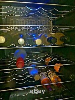 Russell Hobbs RH33WC1 33 Bottle Wine Cooler