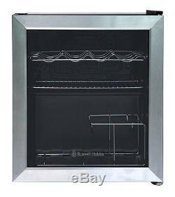 Russell Hobbs RHGWC3SS 12 Bottle Glass Door Wine Cooler Stainless Steel Grade A