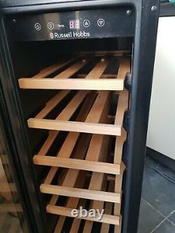 Russell hobbs wine cooler 18 bottles