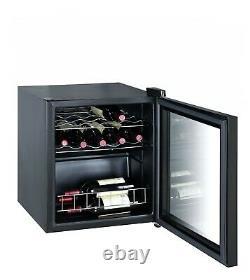 SMAD 16 Bottle Wine Cooler Wine Fridge Countertop Beverage Cellar 39.264.4