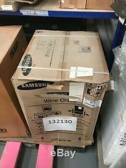 Samsung RW52DASS 52 Bottle Dual Zone Wine Cooler
