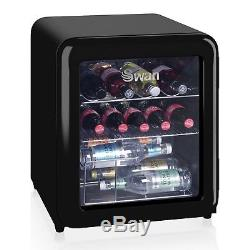 Swan Counter Top Bar Beer Wine Bottles Cans Fridge Cooler Chiller SR16210BN