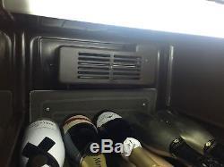 Valera WSU 1375 Commercial Wine Fridge / Wine Cooler Holds 90 STD Wine Bottles