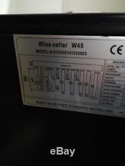 Vestfrost 45 Bottle Wine Cooler fridge beer fridge wine fridge commercial