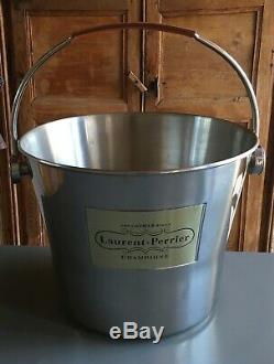 Vintage LARGE MULTI BOTTLE LAURENT-PERRIER Champagne, wine cooler, ice bucket
