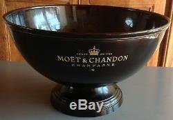 Vintage LARGE MULTI BOTTLE MOET & CHANDON Champagne, wine cooler, ice bucket