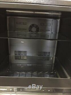 Whirlpool WUB50X24HZ 24 Beverage Center and 14 Bottle Wine Cooler