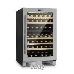 Wine Cooler Fridge Refrigerator 189l 79 Bottles LCD Touch Glass Door