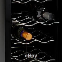 Wine cooler 12 bottles single zone BACCHUS XII Digital