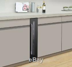 Wine cooler used only owner 6 bottles capacity + 1. Bought new from Currys PC