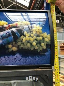 Wine fridge cooler bottle restaurant shop wines
